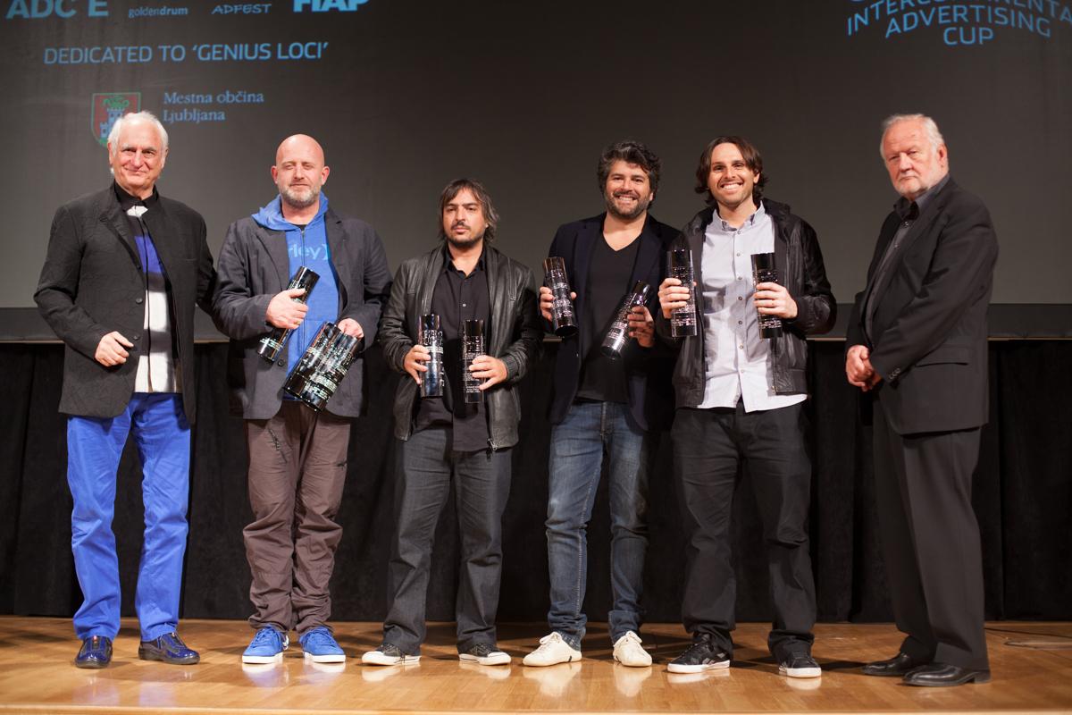 Foto ganadores Región