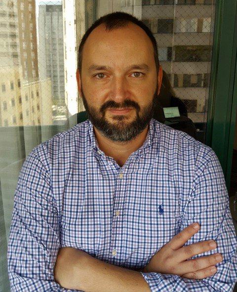 Fabio Brunelli, VP of sales Latam en Spotify